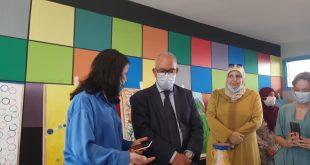 بهدف إدماج الأطفال في وضعية إعاقة.. افتتاح مركز للتكوين والتأهيل بالفداء مرس السلطان
